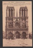 DF / 75 PARIS / CATHÉDRALE NOTRE-DAME / ANIMÉE - Notre Dame De Paris