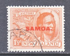 SAMOA  138  (o) - Samoa