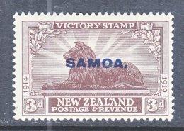 SAMOA  139  * - Samoa