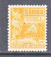 SAMOA  145 A   * - Samoa