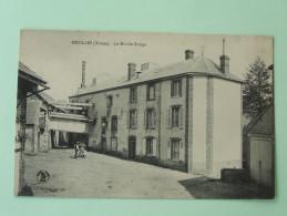 MEZILLES , Le Moulin Rouge - Autres Communes