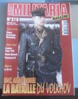 Militaria Magazine N°218 - Guerre 1939-45