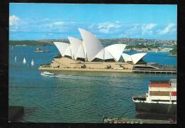 Cpsm - Gf -    SYDNEY,Opera House With Eastern Suburbs In The Background    - Hax85 - Sydney