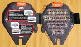 2016 Star Wars Rollinz Esselunga ASTRONAVE MILLENNIUM FALCON Porta Personaggi Raccoglitore Originale Disney - Power Of The Force
