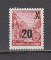 DDR  1954 Mich.Nr.439 BXI  ** Geprüft Schönherr BPP - [6] République Démocratique