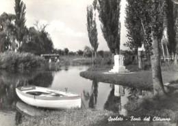 Spoleto - Cartolina Antica FONTI DI CLITUNNO, Anno 1942 - OTTIMA M48 - Perugia