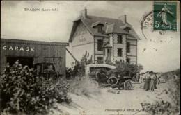 44 - THARON-PLAGE - Grand Hôtel - Tacot - Tharon-Plage