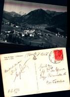 1746)cartolina  Vigo Di Fassa-san.giovanni-verso Il Sella Foto Ed.ghedina - Trento