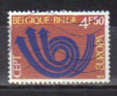 4F50 Symbolische Posthoorn Europa Uit 1973 (OBP 1669 ) - Unclassified