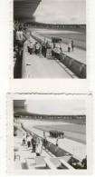 WW2 Bordeaux Stade Lescure Luftwaffe Fanfare Rencontre Sportive Autorités Mérignac 1940 1941 1942 1943 1944 - Guerre, Militaire