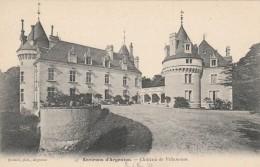 Argenton ( 36 Indre )  Chateau De Villleneuve - Non Classificati