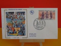 FDC- États Généraux 1789 - 78 Versailles - 8.5.1971 - 1er Jour,coté 3 € - - FDC