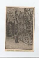 AMSTERDAM 1948 SALUTON DE LA 21 A S A T KONGERSO (ESPERANTO) B VAN VLIJMEN BEGIJNHOF TE AMSTERDAM - Amsterdam