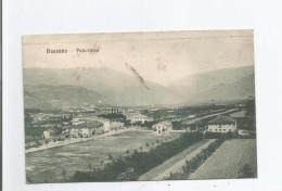 BASSANO 73969 PANORAMA 1918 - Italia