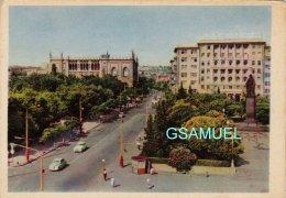 Asie – RSS D´Azerbaïdjan – Azerbaïjan - Bakou Rue Kommounistitcheskaïa. - (voir Scan). - Azerbaïjan