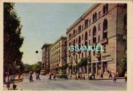 Asie – RSS D´Azerbaïdjan – Azerbaïjan - Bakou Rue Gadjiev. - (voir Scan). - Azerbaïjan