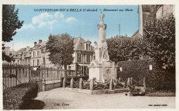 V2834 Cpa 14 Ouistreham- Riva Bella, Monument Aux Morts - Ouistreham