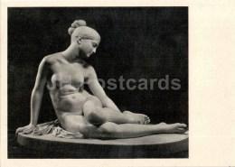 Sculpture By Lorenzo Bartolini - Nymph Stung By A Scorpion - Italian Art - Unused - Sculture
