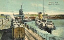 FOLKESTONE FLUSHING BOAT HARBOUR - Folkestone