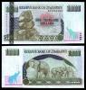 Zimbabwe 1000 DOLLARS 2003 P 12b UNC ( Zimbabue  ) - Zimbabwe