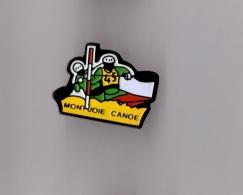 Pin's Canoé Kayak / Montjoie Canoé - Canoeing, Kayak