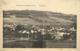 "/ CPA FRANCE 78 ""Aulnay Sur Mauldré, Panorama"" - France"