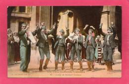 Les Vieux Costumes Pyrénéens, Danse De Massat (Ariège),  (Labouche) - Costumes