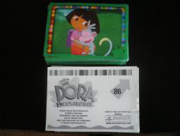 96 Images - DORA L'EXPLORATRICE 2004 - Sans Double - (ou à L´unité : 25 Cents) - Stickers