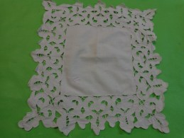 Mouchoir MONOGRAMME ALINE - Handkerchiefs