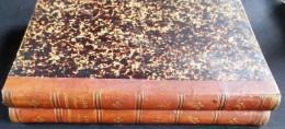 """LES 2 GRANDES RELIURES """" L´EXPOSITION UNIVERSELLE DE 1867 A PARIS """" 960 Pages - NOMBREUSES GRAVURES - à Prix Dérisoire - 1801-1900"""