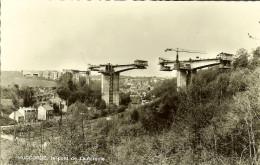 """CP De HUCCORGNE ( HUCCORGE) """" Le Pont De L´autoroute """" . - Wanze"""