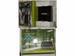 PRIX EN BAISSE ! LECTEUR GRAVEUR DVD SAMSUNG 22X SUPER WRITEMASTER RW LIGHTSCRIBE - Technical