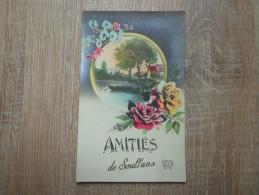 CPA 85 FANTAISIE AMITIES DE SOULLANS - Soullans
