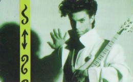 PRINCE * PHONECARD FROM USA IN MINT (C-66) TELEFONKARTE - Musik