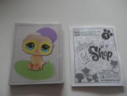 28 Images - LITTLEST  PETSHOP - L´ECRIN SECRET 2008 PANINI - Sans Double - (ou à L´unité : 25 Cents) - Stickers