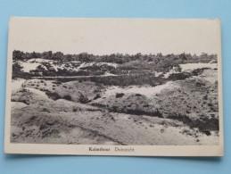 Duinzicht ( G. Den Hartog En J. Mattheuwsen ) Anno 19?4 ( Zie Foto Details ) !! - Kalmthout