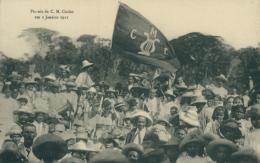 GT DIVERS / Pic Nic Da C. M. Curica Em 1 Janeiro 1911 / - Guatemala