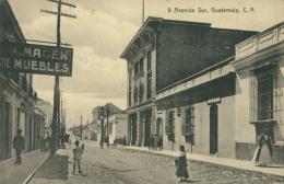 GT GUATEMALA CITY / Avenida Sur / - Guatemala