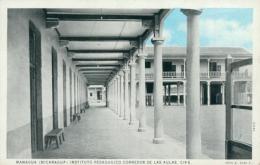 NI MANAGUA / Instituto Pedagogico / - Nicaragua