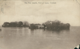 TT PORT OF SPAIN / Five Islands / - Trinidad