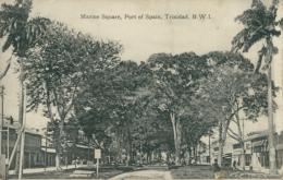 TT PORT OF SPAIN / Marine Square / - Trinidad