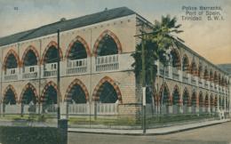 TT PORT OF SPAIN / Police Barracks / - Trinidad