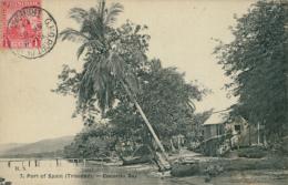 TT PORT OF SPAIN / Cocorito Bay / - Trinidad