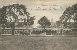 TT TRINIDAD / Queen's Park Hotel / - Trinidad