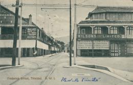 TT TRINIDAD / Frederick Street / - Trinidad