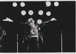 MICHAEL JACKSON Avec Ses FRERES. KANSAS CITY 1984. PHOTO De PRESSE Format 20 X 30cm. - Célébrités