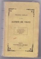 AJFRED DE VIGNY  - Théatre Complet - Theatre