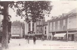 AX LES THERMES   PLACE DU BREILH - Ax Les Thermes