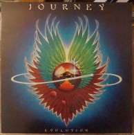 JOURNEY - 33 LP CBS 83566 - EVOLUTION - 1979 - NM/NM - Rock