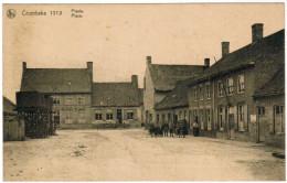 Krombeke, Crombeke, 1919, Plaats (pk27824) - Poperinge